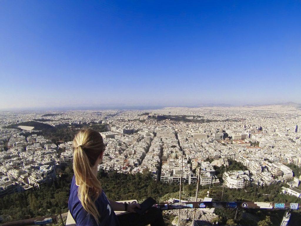 Lycabettus, Athene