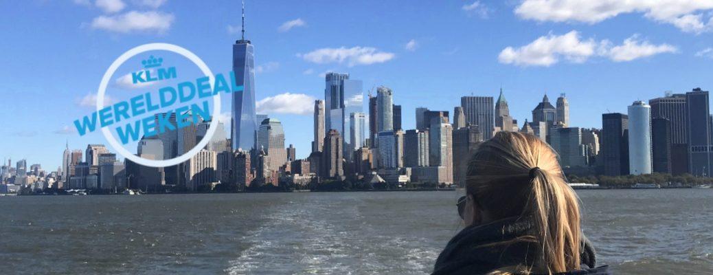 KLM werelddealweken New York