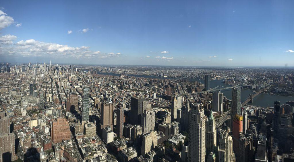 One World Trade Center New York Manhattan